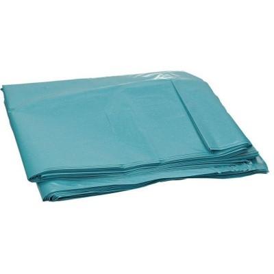 Paclan Huisvuil/afvalzak blauw 240 liter