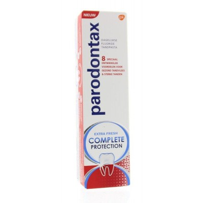 Parodontax Tandpasta complete protection extra fresh