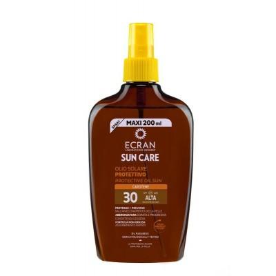 Ecran Sun oil carrot SPF 30 spray