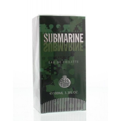 Submarine eau de toilette man