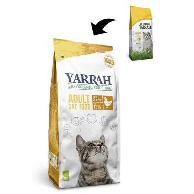 Yarrah Kat droogvoer met kip