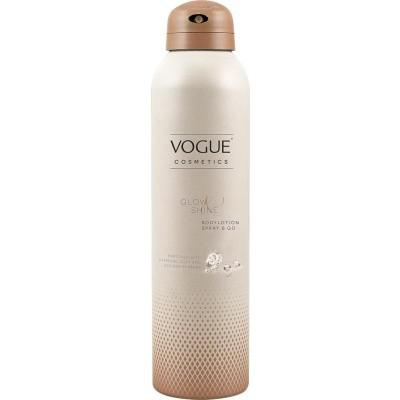 Vogue Cosmetics Bodylotion spray & go glow & shine