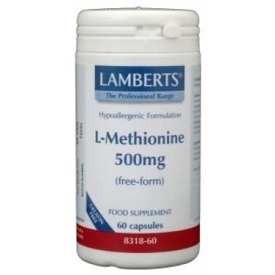 Lamberts L-Methionine 500 mg