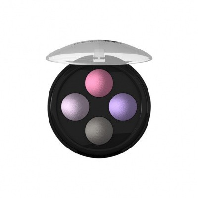 Lavera Oogschaduw/eyeshadow illumin quattro lavender 02