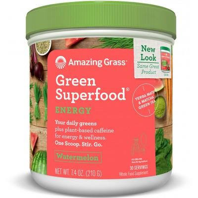 Amazing Grass Watermelon green superfood