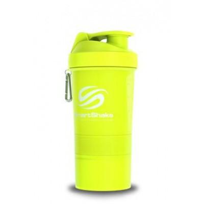 Liever Gezond Smartshake neon yellow 600 ml