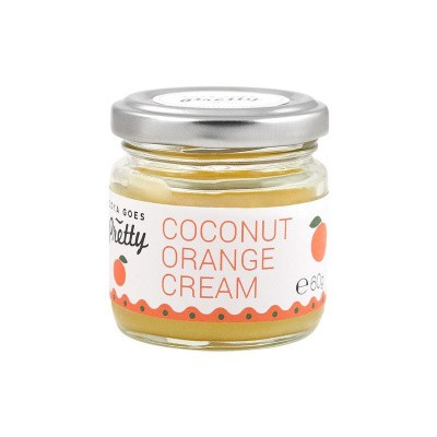 Zoya Goes Pretty Cream coconut orange