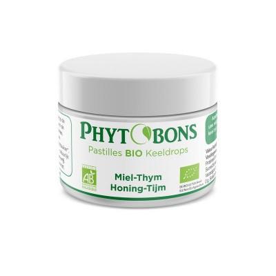 Phytobons Keeldrops honing thijm