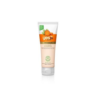 Yes To Carrots Shampoo dry scalp
