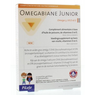 Pileje Omegabiane junior