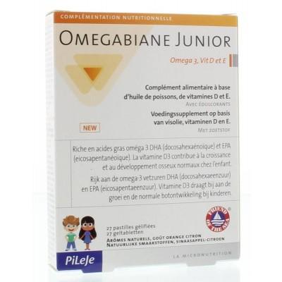 Pileje Omegabiane junior