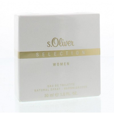 S Oliver Selection eau de toilette woman