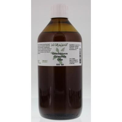 Cruydhof Calendula/ goudsbloem olie