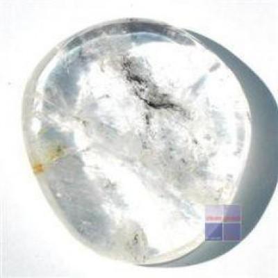 Steengoed Platte stenen bergkristal