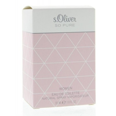 S Oliver Woman so pure eau de toilette