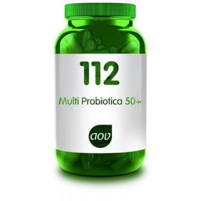 AOV 112 Multi probiotica 50 plus