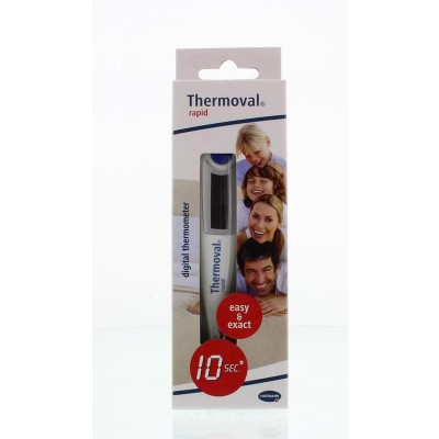 Hartmann Thermoval rapid digitale thermometer