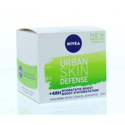 Nivea Dagcreme urban skin detox