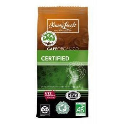 Simon Levelt Café organico certified snelfilter