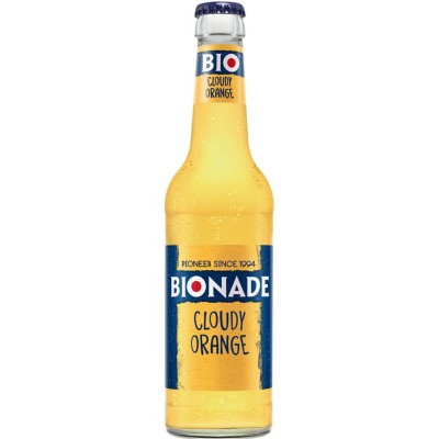 Bionade Cloudy orange