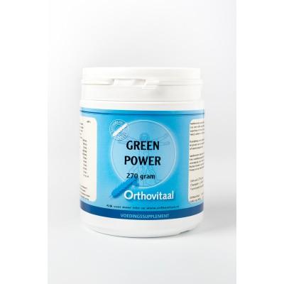 Orthovitaal Green power