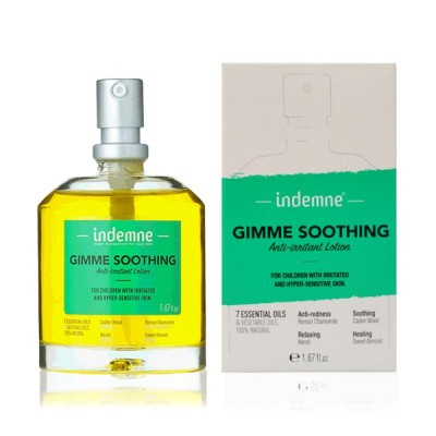 Indemne Gimme soothing lotion for children