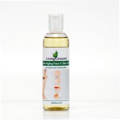 Livinggreens Anti aging face & skin oil