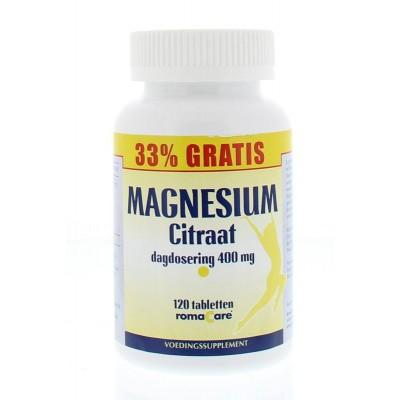Romacare Magnesium citraat