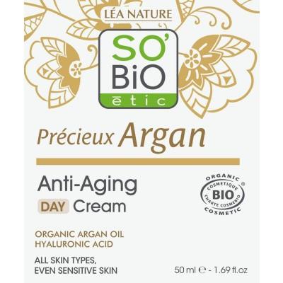 So Bio Etic Argan anti age daycream
