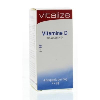 Vitalize Vitamine D volwassen