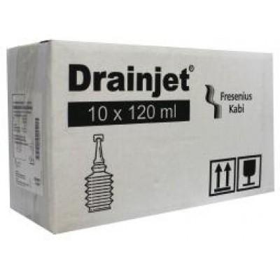 Freka Drainjet Spoelvloeistof NaCl 0.9% 120 ml