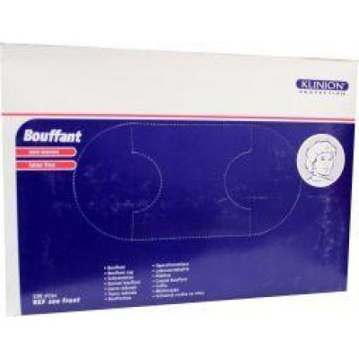 Klinion Bouffant protection wit