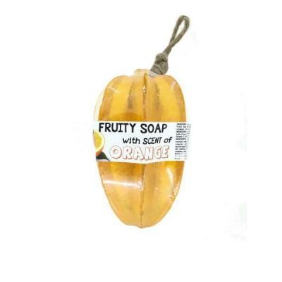 Fruity Soap Sinaasappel zeep