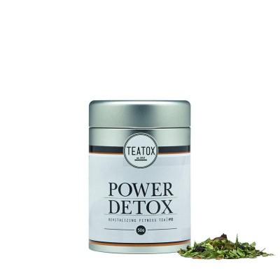 Teatox Bio Thee Active power green tea guarana bio