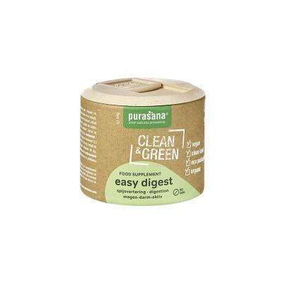 Purasana Clean & green easy digest