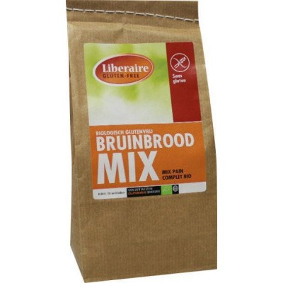 Liberaire Bruinbrood mix