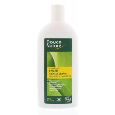 Douce Nature Shampoo blond haar glans