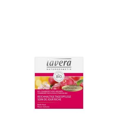 Lavera Dagcreme/day cream regenerating cranberry F-D