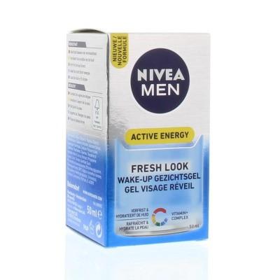 Nivea Men gezichtsgel active energy