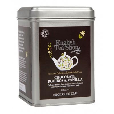 English Tea Shop Rooibos chocolade vanille