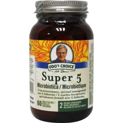 Udo s Choice Super 5 Microprobiotic