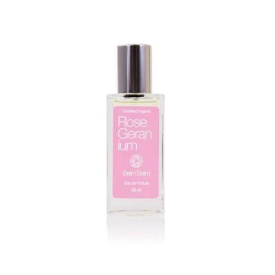 Balm Balm Parfum rose geranium natural bio