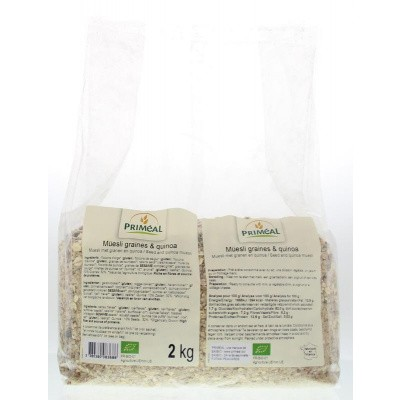Primeal Muesli granen en quinoa