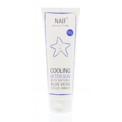 Naif Baby & kids care aftersun