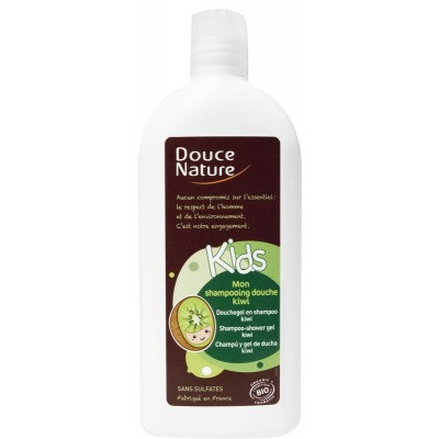 Douce Nature Douchegel & shampoo kids kiwi