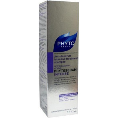 Phyto Paris Phytosquam intense shampoo