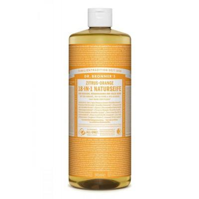 DR Bronners Liquid soap citrus/orange