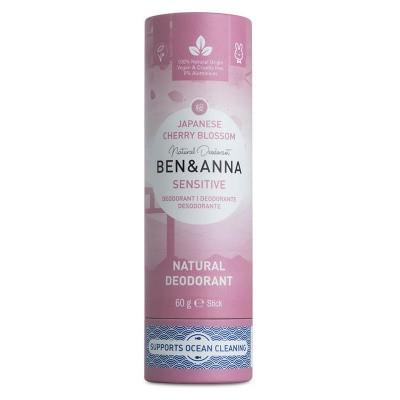 Ben & Anna Deodorant cherry blossom sensitive