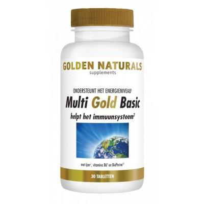 Golden Naturals Multi strong gold basic