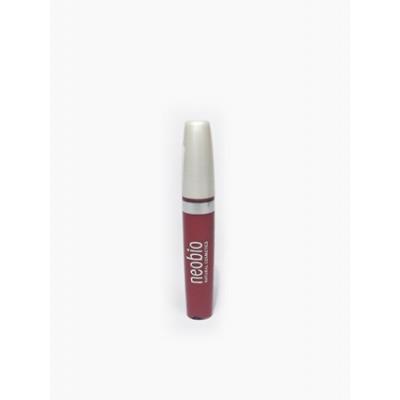 Neobio Care lipgloss 01 nude rose